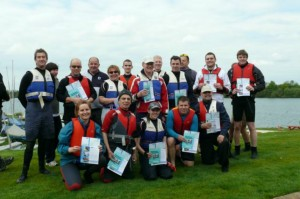 RYA Level 1 and 2